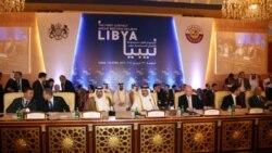 افزایش کمک بین المللی به مخالفان لیبی در کنفرانس قطر