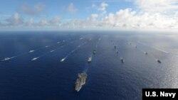 RIMPAC Naval Excersize