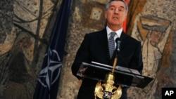 Crnogorski premijer Milo Đukanović (arhivski snimak)