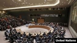 Dewan Keamanan PBB (Foto: dok.)