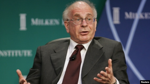 Daniel Kahneman, April 24, 2006.