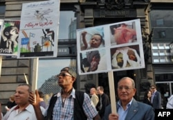 Suriye'de Kanlı Çatışma