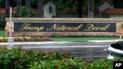 Le Trump National Doral Club, à Miami, en Floride.