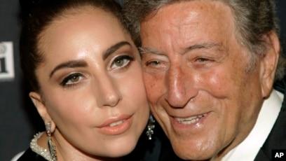 Tony Bennett, Lady Gaga 'Cheek to Cheek'