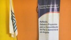 MPLA ausente de conferência sobre paz e democracia - 2:13