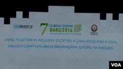 BMT-nin Sivilizasiyalar Alyansının 7-ci qlobal forumu