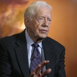 Jimmy Carter, sebagai pemantau internasional, memuji pelaksanaan referendum kemerdekaan di Sudan selatan.