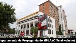 Sede do MPLA, em Luanda
