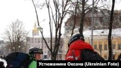 Снігопокаліпсис у Києві