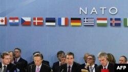 Конференция НАТО в Брюсселе 14 октября 2010