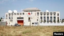 中国驻吉尔吉斯斯坦大使馆(2016年8月30日)