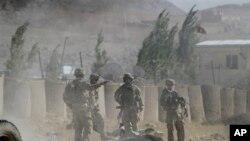 Pasukan NATO di Afghanistan. (Foto: Dok)