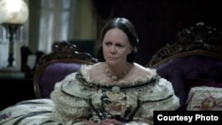 "Sally Field stars as First Lady, Mary Todd Lincoln in this scene from director Steven Spielberg's drama ""Lincoln"" from DreamWorks Pictures and Twentieth Century Fox.Ph: David James, SMPSP©DreamWorks II Distribution Co., LLC. All Rights Reserved."