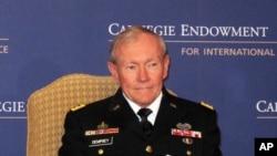 美军参谋长联席会议主席邓普西将军