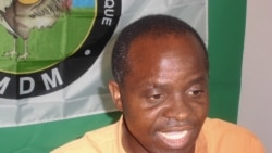 Nampula: Mahamudo Amurane diz que vai continuar mesmo sem MDM