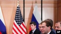 Uspjesi u suradnji Amerike i Rusije
