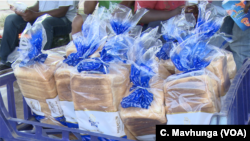Bread is now expensive making it beyond the reach of many in the poverty stricken Zimbabwe.