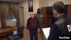 Neftçala rayon icra hakimiyyəti başçısı İsmayıl Vəliyev saxlanılıb