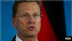 Menteri Luar Negeri Jerman, Guido Westerwelle (foto:dok).