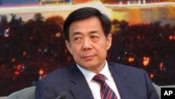中共重慶市委書記薄熙來(資料照片,2010年3月6日攝於北京人民大會堂)