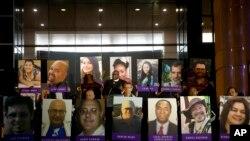 聖貝納迪諾槍擊案受害者