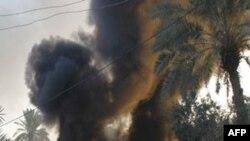 در یک رشته انفجار در عراق دست کم ۸ تن کشته شدند