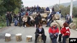 Barikade na severu Kosova