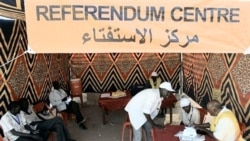 جنوب سودان برای برگزاری همه پرسی ۹ ژانویه آماده می شود