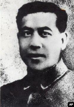 """中共创建人之一陈公博。陈后被视为""""二号汉奸"""",二战结束后被国民政府处死。(资料图片)"""