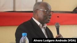 Lucas Ngonda disse há dias estar em contacto para resolver crise no partido