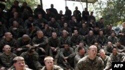 Морські піхотинці США