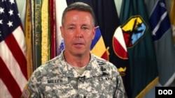 جنرل سکاټ مېلر، په افغانستان کې د امریکایي او نېټو ځواکونو مشر کمانډر