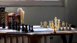 国际象棋棋盘 (视频截图)