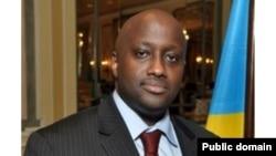 Olivier Nduhungirehe, le ministre rwandais en charge de l'Afrique de l'Est.