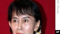 潘基文警告缅甸对昂山素季的判决