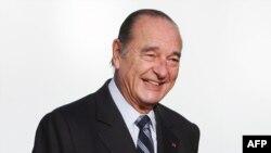 Marehemu Rais Jacques Chirac