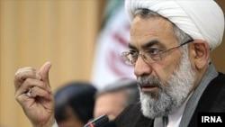 محمدجعفر منتظری رئیس دیوان عدالت اداری ایران