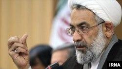 Mohammad Jafar Montazeri, procureur général iranien