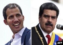 Xuan Quaydo və Nikolas Maduro