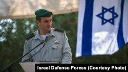 ژنرال هرزل هالوی، رئیس اطلاعات ارتش اسرائیل، که دوره خدمتش رو به پایان است