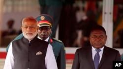"""Índia """"investe"""" em Moçambique - 2:34"""