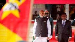 Moçambique e Índia concluem acordos de cooperação