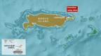 Đào Manus của Papua New Guinea, từng là một căn cứ hải quân do Mỹ lập chống lại Nhật Bản trong Thế Chiến II, đang được nâng cấp để kiềm hãm sự bành trướng của Trung Quốc trong khu vực.