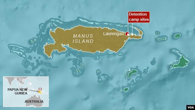 Image result for Papua New Guinea's Manus Island detention center