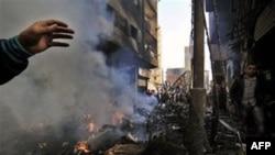 Новые столкновения мусульман и христиан в Египте
