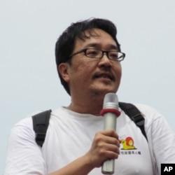台湾社会住宅推动联盟副召集人彭扬凯
