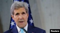 Amerika Dışişleri Bakanı John Kerry