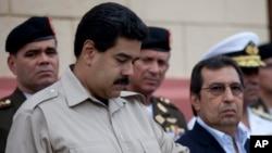 Tổng thống Venezuela , ông Nicolas Maduro