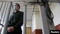 Тревор Род в зале суда в Москве (архивное фото)