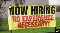 ILUSTRACIJA - Poslodavci žale se na nedostatak radne snage – uglavnom u uslužnim slabije plaćenim delatnostima poput ugostiteljstva i trgovanja. (Foto: AP/Rogelio V. Solis)